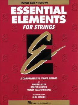 Essential Elements for Strings - Book 1 (Original Series) (Double Bass (HL-04619004)