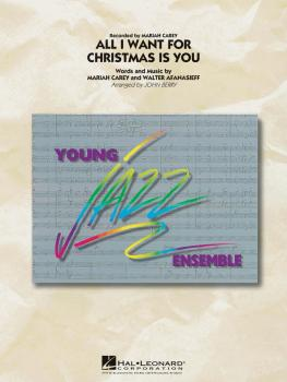 All I Want for Christmas Is You (HL-07012339)