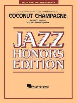 Coconut Champagne - Jazz Ensemble (HL-07505397)