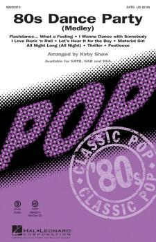 80s Dance Party (Medley) (HL-08202310)