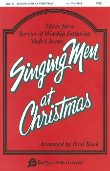 Singing Men at Christmas (Collection) (HL-08738238)
