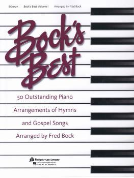 Bock's Best - Volume 1 (Piano Solo) (HL-08738352)
