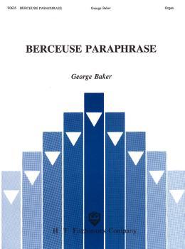 Berceuse Paraphrase (HL-08738909)