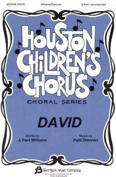 David: Houston Children's Chorus Choral Series (HL-08739751)