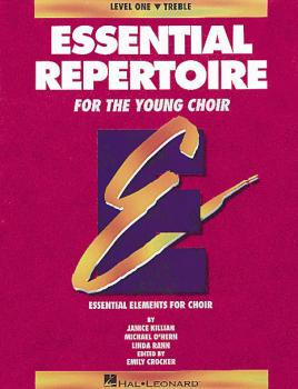 Essential Repertoire for the Young Choir (HL-08740071)