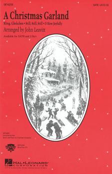 A Christmas Garland (Medley) (HL-08742259)