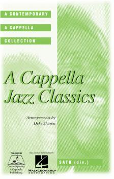 A Cappella Jazz Classics (HL-08744372)