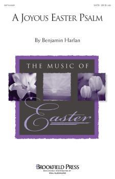 A Joyous Easter Psalm (HL-08744469)