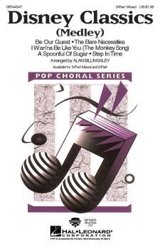 Disney Classics (Medley) (HL-08744547)