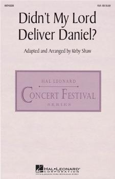 Didn't My Lord Deliver Daniel? (HL-08745558)