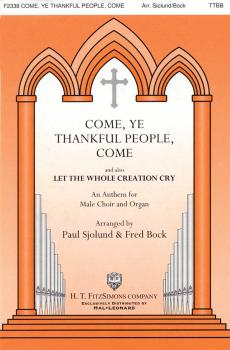 Come, Ye Thankful People, Come (HL-08747116)