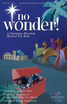 No Wonder!: A Christmas Worship Musical for Kids (HL-08747159)