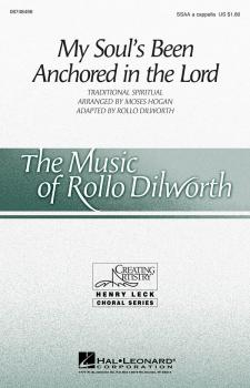 My Soul's Been Anchored in the Lord (HL-08748496)