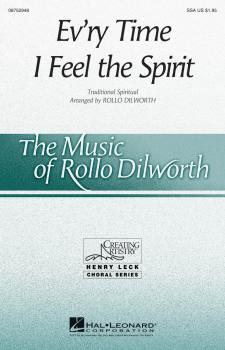Ev'ry Time I Feel the Spirit (HL-08752948)