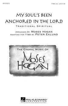 My Soul's Been Anchored in the Lord (HL-08753675)