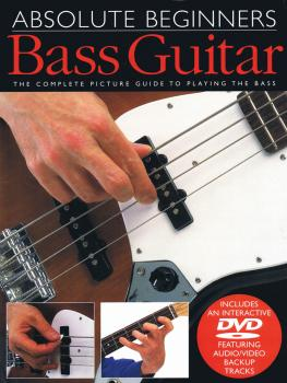 Absolute Beginners - Bass Guitar (Book/DVD Pack) (HL-14000983)
