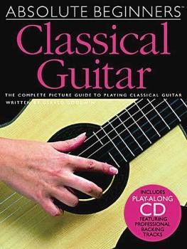 Absolute Beginners - Classical Guitar (HL-14000987)