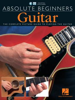 Absolute Beginners - Guitar: Book/CD/DVD Value Pack (HL-14000999)
