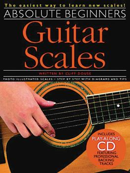 Absolute Beginners - Guitar Scales (HL-14001003)