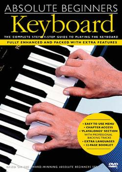 Absolute Beginners - Keyboard (HL-14001013)