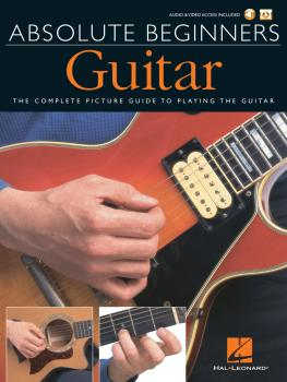 Absolute Beginners - Guitar (Book/DVD Pack) (HL-14001024)