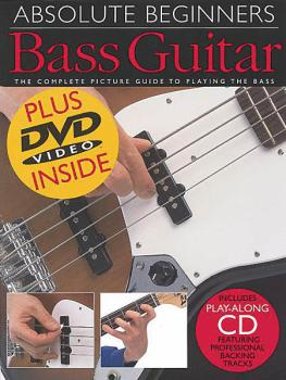 Absolute Beginners: Bass Guitar: Book/CD/DVD Value Pack (HL-14001026)
