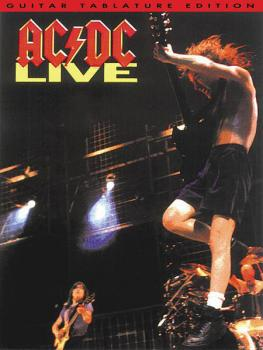 AC/DC - Live (Guitar Tab) (HL-14001054)