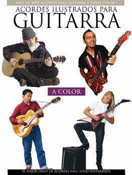 Acordes Ilustrados Para Guitarra A Color (HL-14001076)