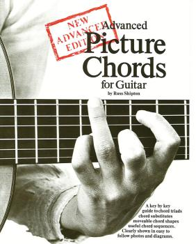 Advanced Picture Chords for Guitar (New Advanced Edition) (HL-14001185)