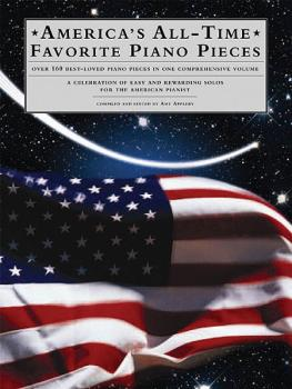 America's All-Time Favorite Piano Pieces (Library of Series) (HL-14001784)