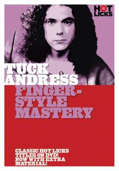 Tuck Andress - Fingerstyle Mastery (HL-14001880)