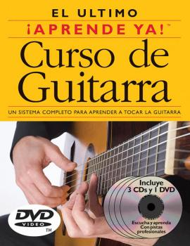 Aprende Ya! Curso de Guitarra: 3 Books/3 CDs/1 DVD Boxed Set (HL-14001985)