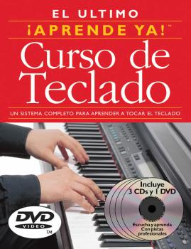 Aprende Ya! Curso de Teclado: 3 Books/3 CDs/1 DVD Boxed Set (HL-14001988)