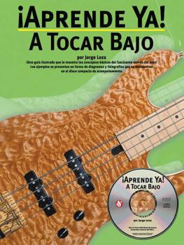 Aprende Ya: A Tocar Bajo: Learn Today: Play the Bass (HL-14001989)