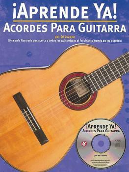 Aprende Ya! Acordes Para Guitarra (HL-14002003)
