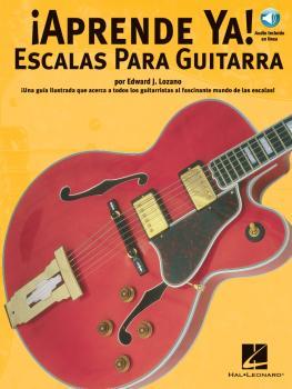Aprende Ya: Escalas Para Guitarra (HL-14002012)