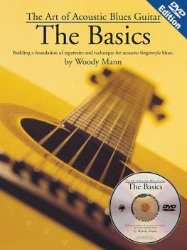 The Art of Acoustic Blues Guitar - The Basics (HL-14002196)