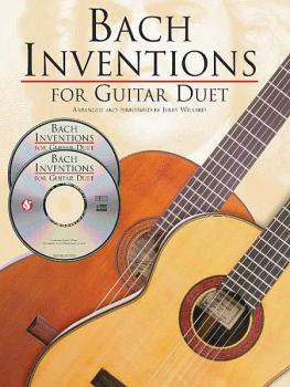 Bach Inventions (for Guitar Duet) (HL-14002913)