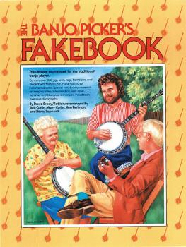 The Banjo Picker's Fake Book (HL-14003284)