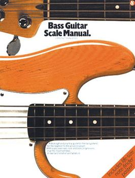 Bass Guitar Scale Manual (HL-14003572)