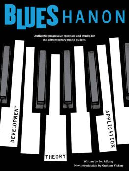 Blues Hanon (HL-14004681)