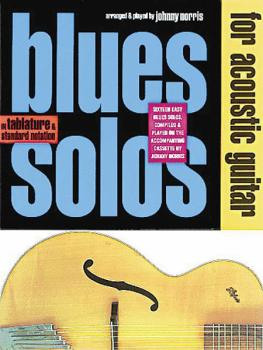 Blues Solos for Acoustic Guitar (HL-14004708)