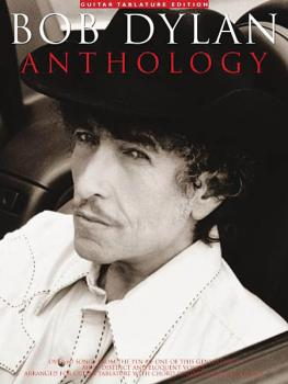 Bob Dylan Anthology (Guitar Tab) (HL-14004740)