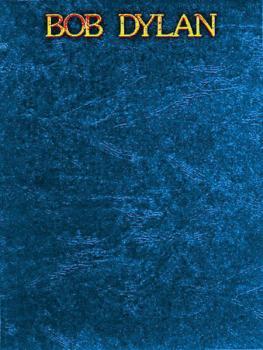 Bob Dylan - Leatherette (P/V/G Folio) (HL-14004780)