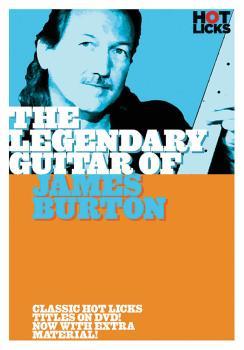 The Legendary Guitar of James Burton (HL-14005456)