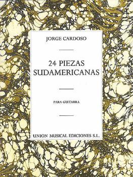 24 Piezas Sudamericanas (HL-14006164)