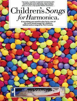 Children's Songs for Harmonica (HL-14006576)