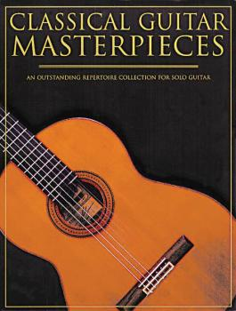 Classical Guitar Masterpieces (HL-14006977)