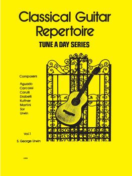 Classical Guitar Repertoire (Tune a Day Series) (HL-14006978)