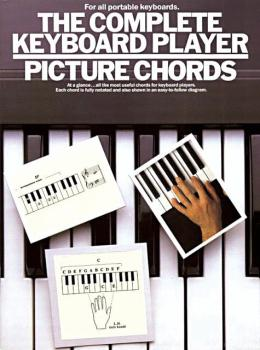 The Complete Keyboard Player: Picture Chords (HL-14007240)